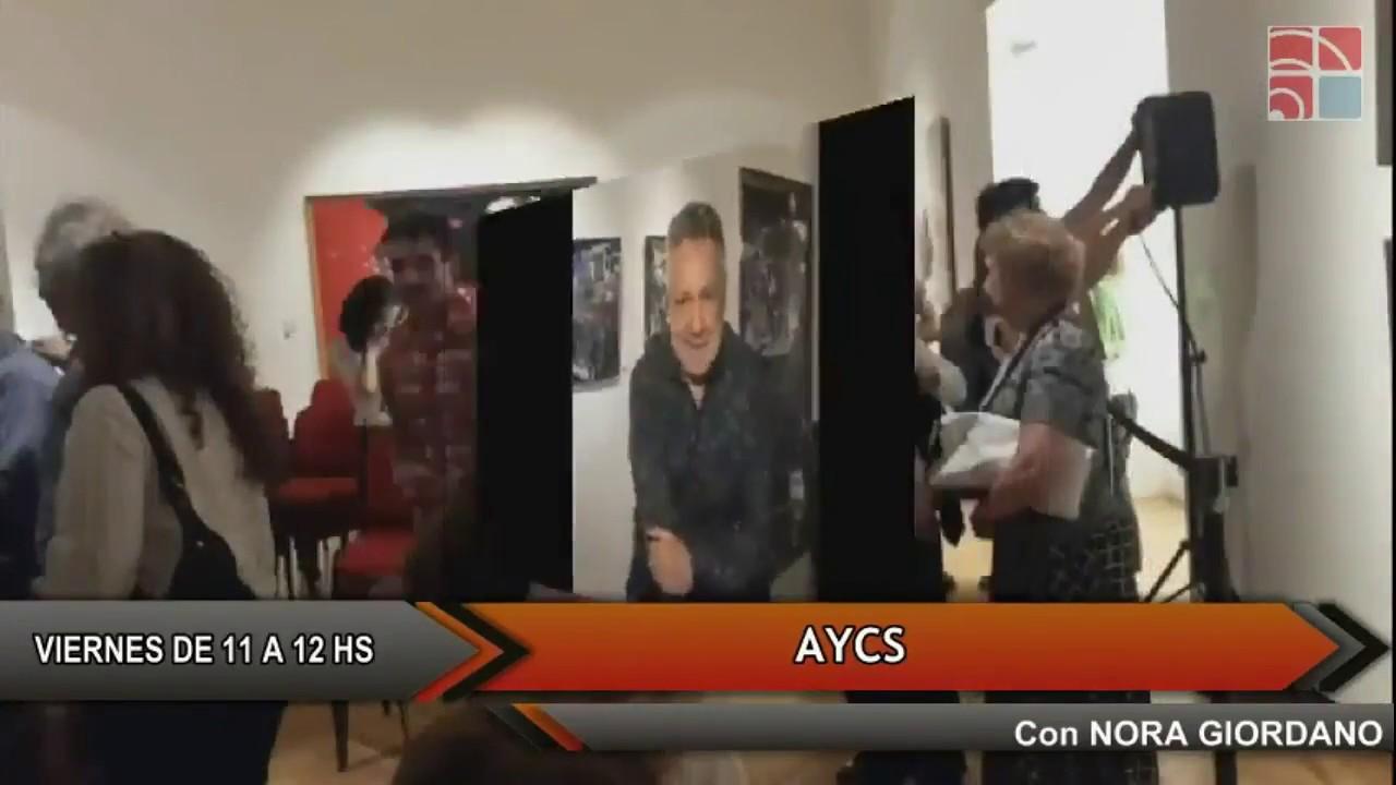 AyCS: Daniel Corvino -  23.03.18