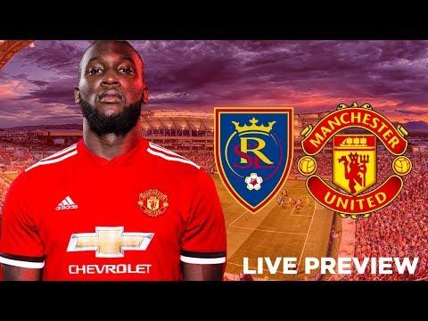 Real Salt Lake vs Manchester United | PREVIEW | LIVE STREAM