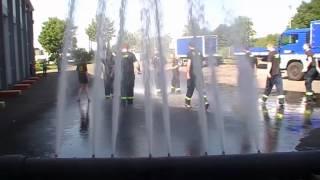 THW Böblingen - Cold - Water - Challenge 2014