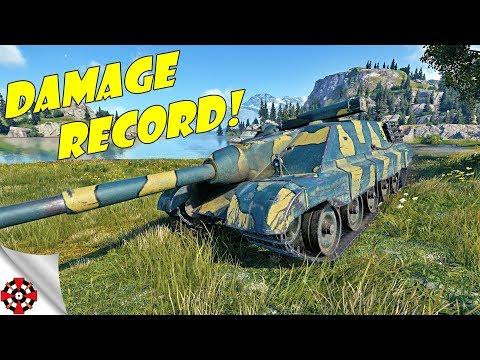 World of Tanks - AMX 50 Foch B DAMAGE RECORD! (WoT AMX 50 Foch B gameplay) thumbnail