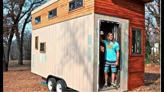 Estudiante Construye Casa De 14M² Para No Pagar Renta, Cuando Vi El Interior ¡Quede Congelado! thumbnail