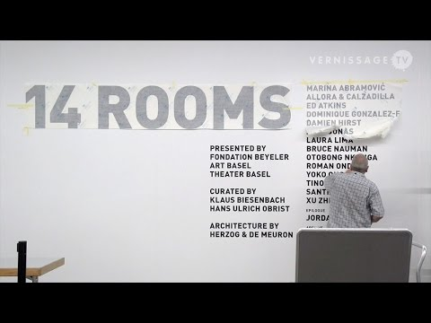 14 Rooms: Interview with Associate Curator Samuel Leuenberge