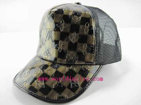 Louis Vuitton Hats - YouTube 7c1e53aa33f