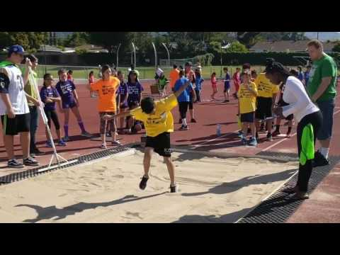 12th Annual Monrovia Unified Elementary Olympic Games