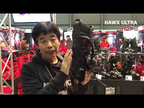 1920 ATOMICスキーを解説 | HAWX Boots | JAPAN SNOW EXPO 2019