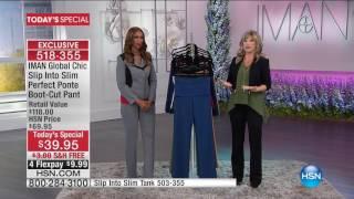 HSN | IMAN Global Chic Fashions 02.25.2017 - 09 PM