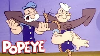 ALL NEW POPEYE - Awesome Adventures Compilation | Cartoons for Kids