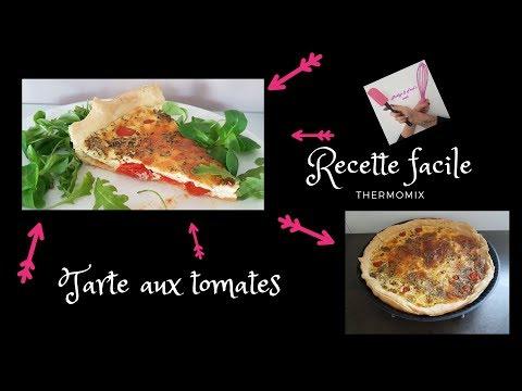 tarte-aux-tomates-recette-facile-pâte-brisée-thermomix