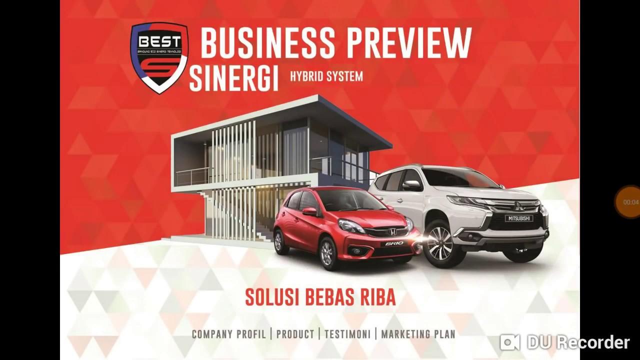 Penjelasan Lengkap Marketing Plan Eco Racing Sinergy World Bandung