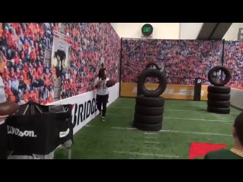NFL Experience Super Bowl 50!  Autographs, HOF, Play60, Games, and more!