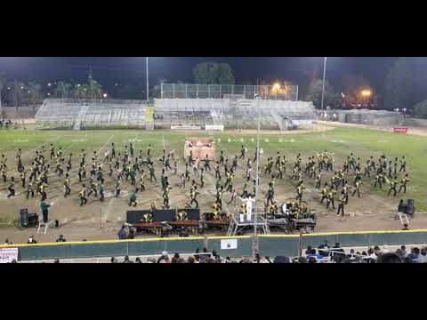 Temple City High School @ Savanna Field Comp 11/9/19