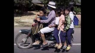 Vietnam - Bánh Xe Lãng Tử