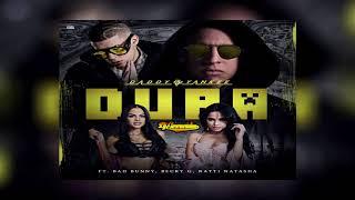 Daddy Yankee Ft Becky G, Bad Bunny Y Natti Natasha Dura Remix Dj Germaniako