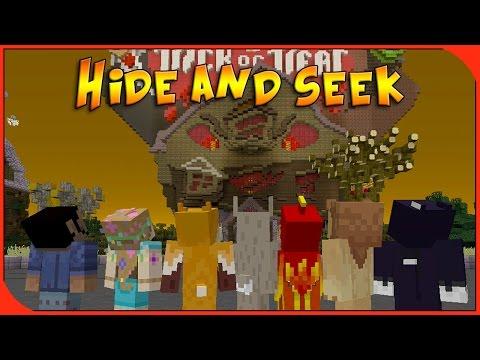 Minecraft Xbox - Hide and Seek - Halloween: Phoenix's House