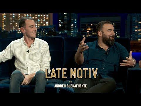 LATE MOTIV - Pantomima Full. 'De Internet al escenario' | #LateMotiv304