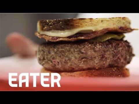 "Dave Arnold, ""Burger of the Future"" - Soundbites"
