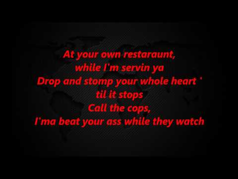 EMINEM - DRAKE  DISS | 2018 | LYRICS | HD |