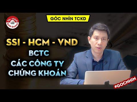 [BCTC] Chứng khoán SSI - HCM - VND : Báo cáo tài chính các công ty CHỨNG KHOÁN Việt Nam