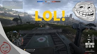 Trolling Dem Noobs 3   Funny Moments   Epic Trolls   LOLs - Battlefield 1