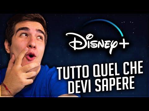 TUTTO QUEL CHE DEVI SAPERE SU DISNEY+