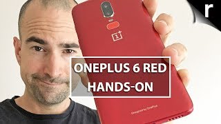 OnePlus 6 Red Unboxing | Our new favourite phone!