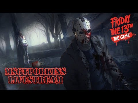 🎮🐗 FULL FRONTAL COMEDY | FRIDAY THE 13TH | INTERACTIVE STREAM | 1080p @ 60fps 🐗🎮