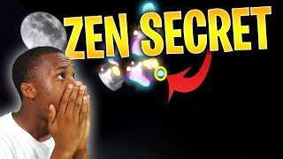 NEW SECRET ZEN BUBBLEGUM SIMULATOR **ROBLOX** - GAZAPLAYS