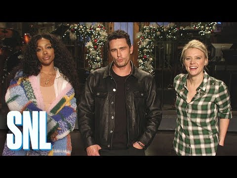 Download Youtube: James Franco and Kate McKinnon Get Beaten by SZA - SNL