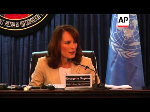 UN says Afghan civilian death toll up so far this year