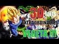 + DE 30 FAITS EXTRAORDINAIRES SUR VEGETA !!!!!!