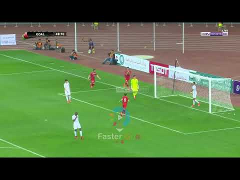 Qatar vs syria  2-2  all goals