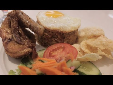NASI GORENG OH LALA CAFE PLAZA INDONESIA