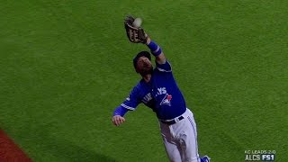 Pillar makes outstanding grab to rob Cain