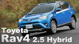 強勢出擊 Toyota RAV4 2.5 Hybrid