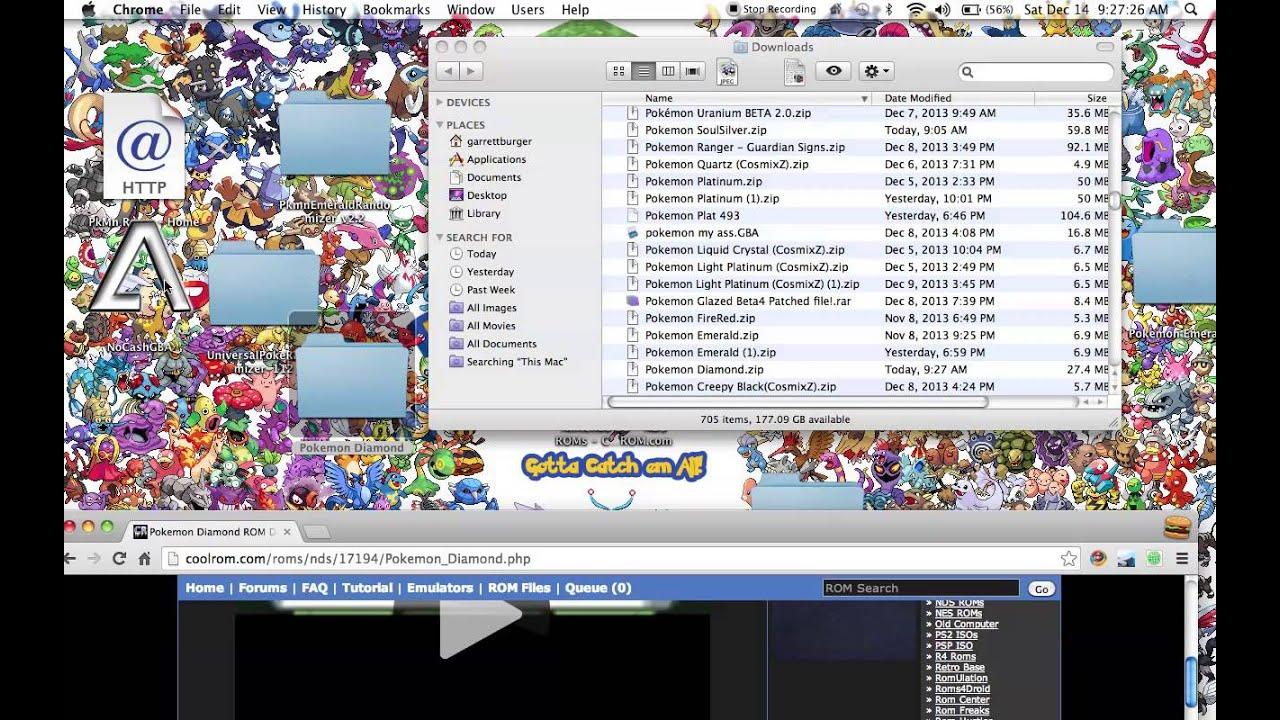 Pokemon diamond gba version rom download
