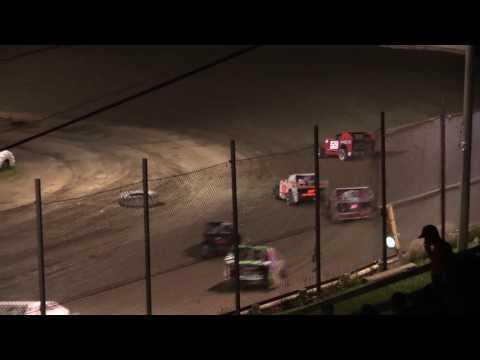 Hilltop Speedway Modlite Feature 6-24-17