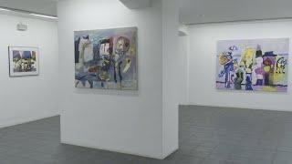 El pintor José Luis Zumeta expone obras nuevas en Bilbao