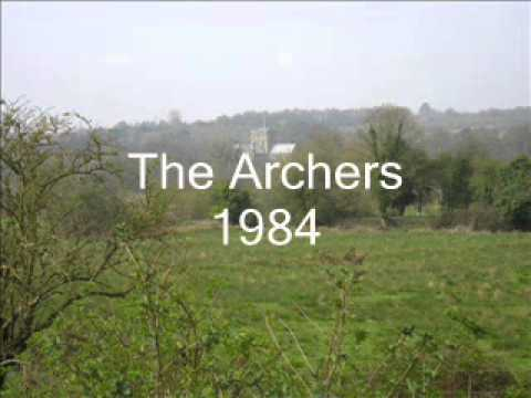 The Archers Radio 4, from a 1984 episode