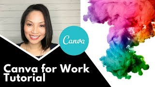 Is Canva For Work worth it? How to use Canva tutorial