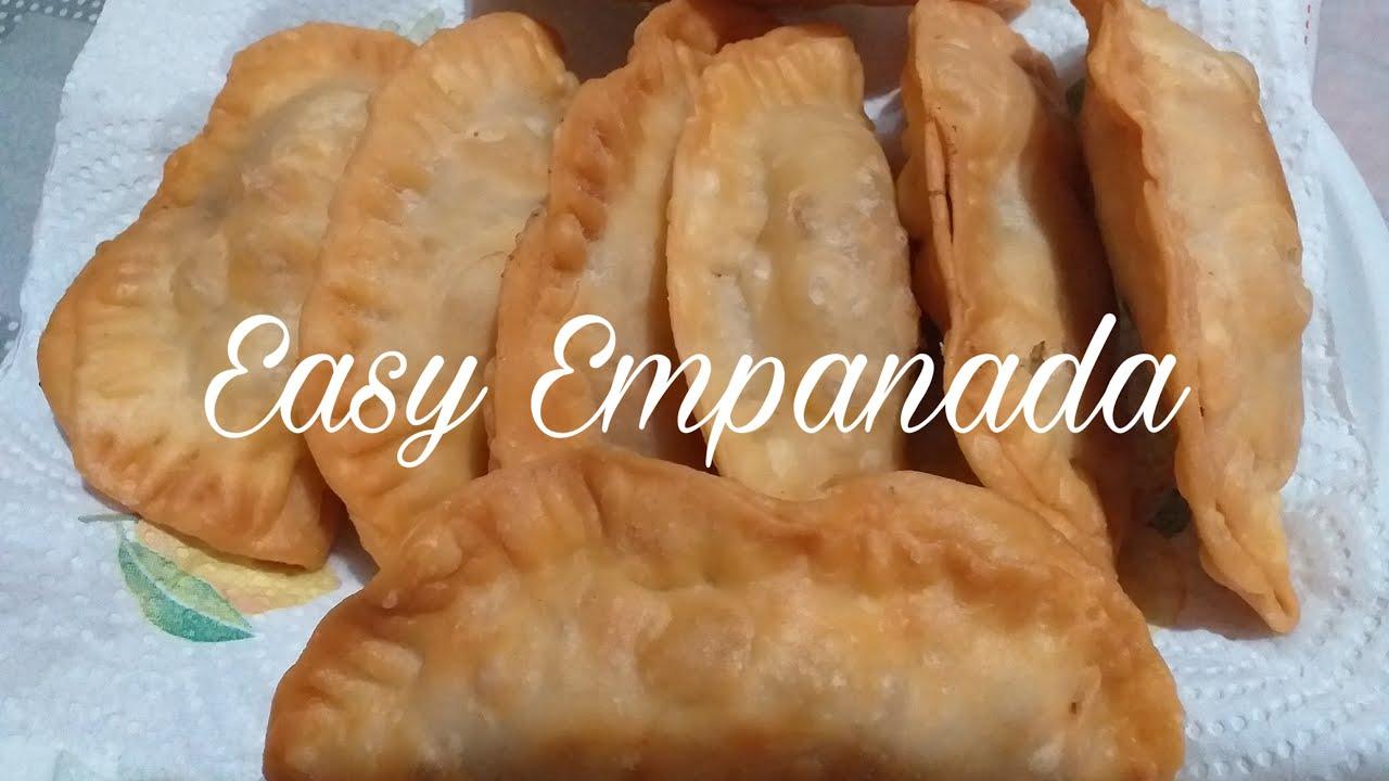 Pinoymirienda Panlasangpinoy Empanada How To Make Easy Empanada 47 Youtube