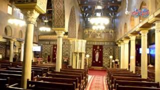 أحتمت بة العائلة المقدسة .. الكنيسة المعلقة تاريخ مصر القبطية