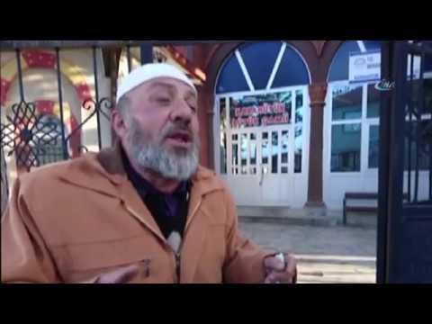 Konya'da Camideki Hırsızlığa Cemaatten Rocky Yumruğu