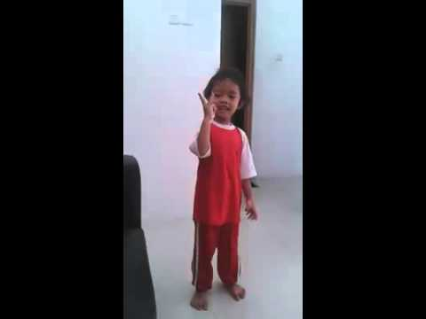 Lagu Rukun Islam Anak Balita Kreen