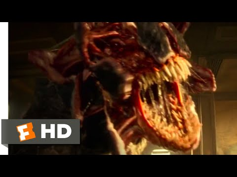 Download A Quiet Place Part II (2021) - The Train Scare Scene (5/10) | Movieclips