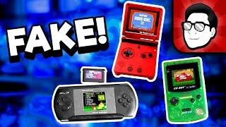 Bootleg Game Systems | Nintendrew Video