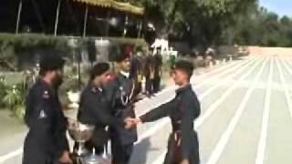 FC Pass-out parade 2010 part2