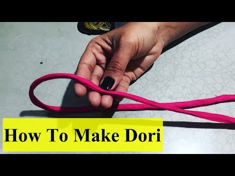 How to make a dori