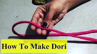 How to make a dori