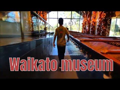 Waikato Museum, Hamilton City, New Zealand