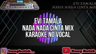 Download Karaoke Evie Tamala- Nada Nada cinta Remix